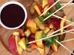 fruit dipped in chocolate rainbow fruit skewers with chocolate dipped strawberries recipe