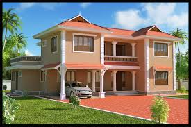 simple exterior house designs in kerala interior design