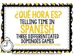 spanish food and adverbs of time 20 sentences with image ids by