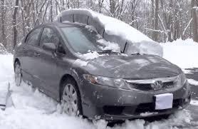 nissan versa in snow covercraft snow shield free shipping on winter windshield cover
