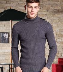 s turtleneck sweater 2017 s high collar sweater mens thickening wool sweater