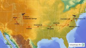 Shawnee Map Start