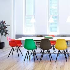 Different Color Dining Room Chairs Mix Match Chairs In The Modern Dining Room Design Necessities