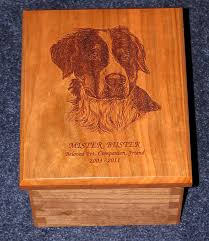 personalized urns laser engraved custom pet urns