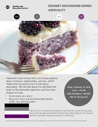 Sexuality Flags Dessert Discussions Series Asexuality Gender And Sexuality