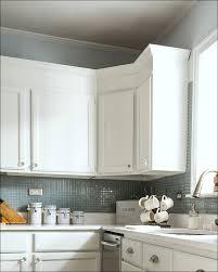 kitchen corner kitchen hutch cabinet white gray kitchen grey