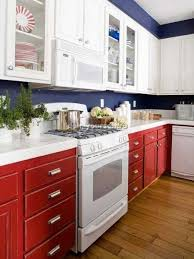 red white and blue colors adding patriotic decoration vibe to