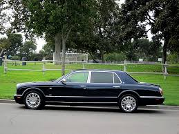 limousine bentley purchase used 2006 bentley arnage mulliner rl bespoke pebble beach
