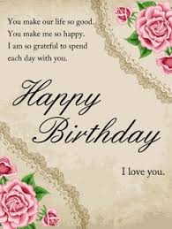 the unforgettable happy birthday cards to the woman i happy birthday wishes card for this