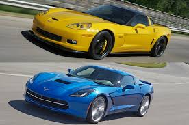 2014 chevy corvette zr1 specs totd 2014 chevrolet corvette z51 or c6 z06 which do you