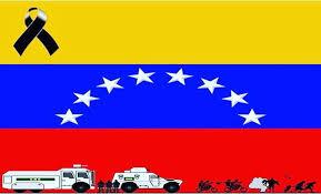 imagenes de venezuela en luto venezuela de luto así reaccionaron estos artistas tras muertes en