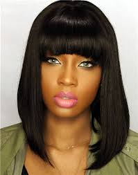 sew in weaves with bangs how to make a sew in bob with quick weave nadula