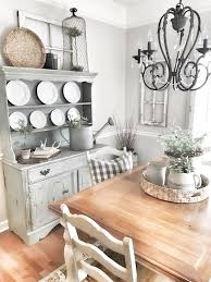 shabby chic dining room farmhouse hutch with chippy window ig