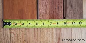 hardwood flooring sizes standard hardwood floor dimensions