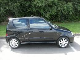 fiat seicento sporting abarth 49 000 miles 1 previous owner