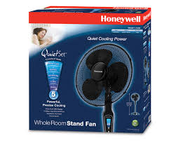 Quiet Cooling Fan For Bedroom by Honeywell Quietset 16