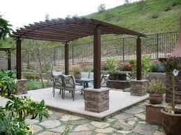 How To Build A Pergola Over A Patio by How To Build A Pergola On A Patio Build Pergola Patio Before