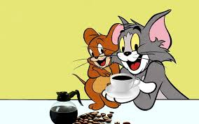 download free tom jerry cool cartoon gangster wallpapers