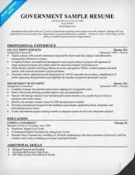 Resume Usa Format American Sample Federal Resumes Resume Format Usa Jobs