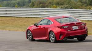 lexus is f sport coupe 2015 lexus rc 350 drive autoweek