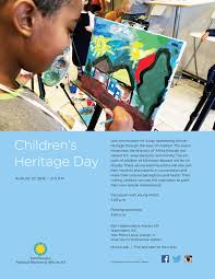 si e du s at children s heritage day