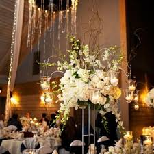reception centerpieces winter wedding centerpieces