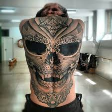 Back Tattoos - back tattoos for ideas and designs for guys blank canvas