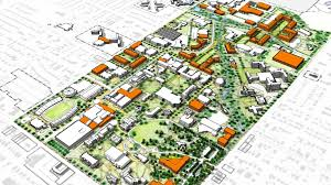 K State Campus Map by Ksu Mp U2013 Ayers Saint Gross