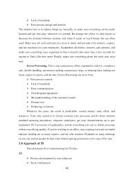 Scannable Resume Sample by Report Final 2
