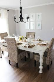 farmhouse dining room tables our modern farmhouse dining room u0026 neutral thanksgiving table