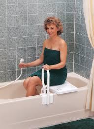 amazon com carex portable shower bench health u0026 personal care
