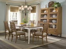dining room french country dining table decor iron floor candle