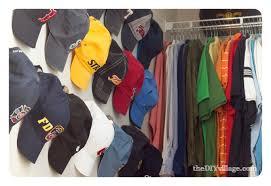 jute knob hat hooks hat storage the diy village