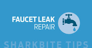 How To Fix A Water Faucet How To Fix A Leaky Shower Or Faucet Drip From Sharkbite