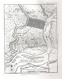 Map Of Philly 1760 To 1764 Pennsylvania Maps