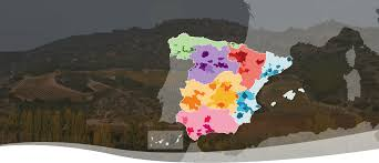 Map Of Spain Regions by Regions Wines From Spain Far From Ordinary