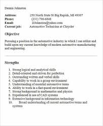 Resume To Work Powerful Entry Level Engineering Resume Samples To Get Hired