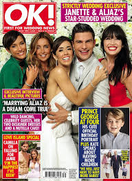 strictly u0027s aljaz janette share pictures wedding daily