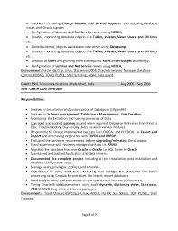 Oracle Production Support Resume Introduction Corruption Essay Personal Reflective Essay On A