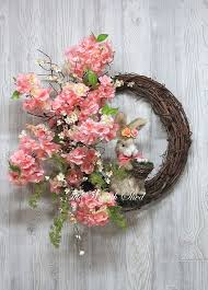 Easter Decorations Front Door by 243 Best Handmade Country Farmhouse Wreaths From The Wreath Shed