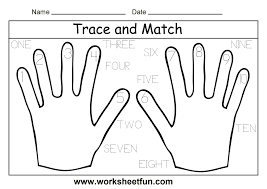 number worksheets for toddlers templates and words kindergarten