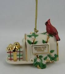 2017 lenox rudolph ornament personalized lenox