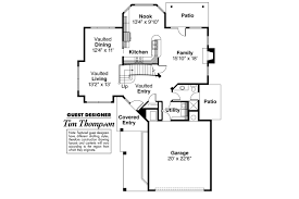50 X 50 Floor Plans by Contemporary House Plans Tiffany 50 002 Associated Designs