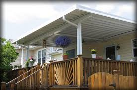 Metal Canopies And Awnings Residential Deck Awnings Residential Patio Canopies