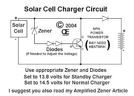 shunt regulator for solar cells circuit diagram world