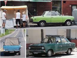 opel old amazing old cars on the roads in uruguay u2013 everywhere dare2go