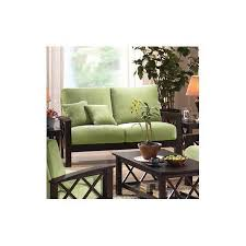 mission style table ls wildon home mission style loveseat in pear 2940 ls home garden