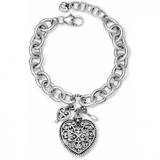 bracelet with heart pendant images Florence heart florence heart bracelet bracelets jpg
