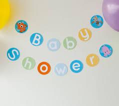 baby shower banner finding nemo baby shower banner disney baby