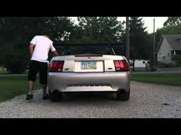 magnaflow vs flowmaster mustang 2001 mustang gt stock exhaust vs magnaflow with magnapack and